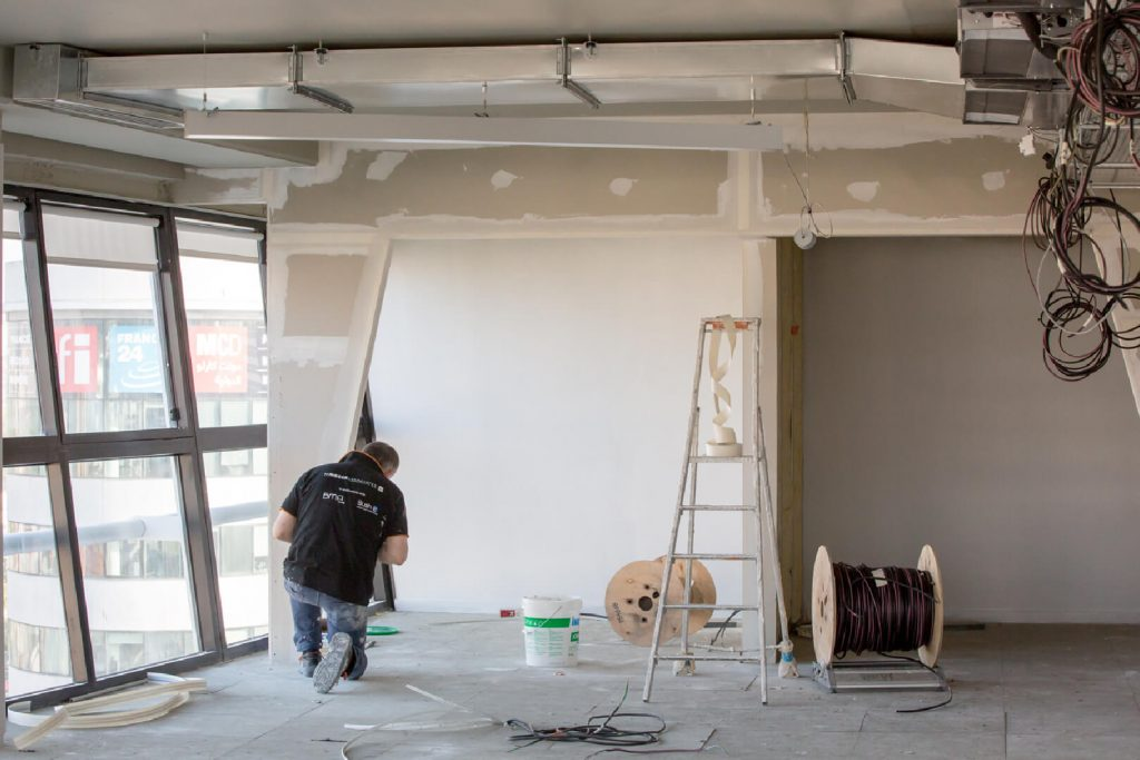 Fit-Out Works